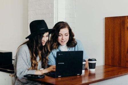 online cursus in actie
